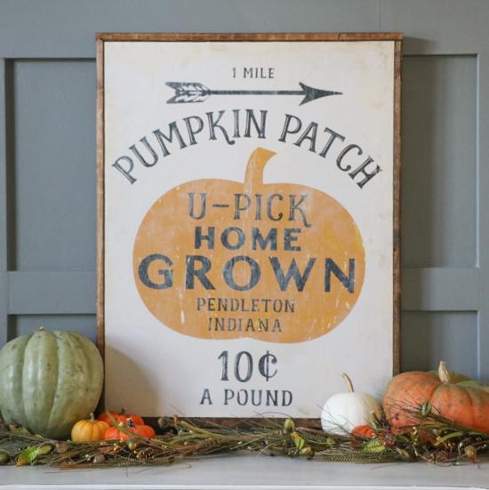 FREE-Fall-Printable pumpkin patch